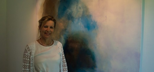 Schilderij, Tineke Maatje.