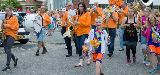 Avond4daagse Lekkerkerk 2015 11