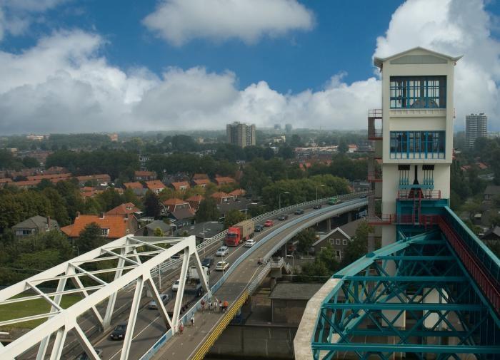 Algerabrug. (Foto: gemeente Krimpen aan den IJssel).