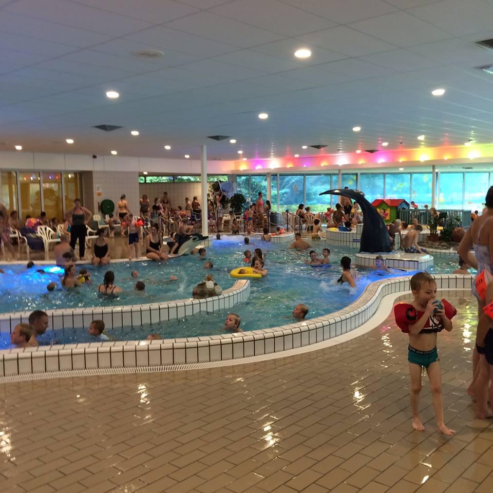 Zwembad De Lansingh.Zwemmen Tijdens De Kerstvakantie Rtv Krimpenerwaard
