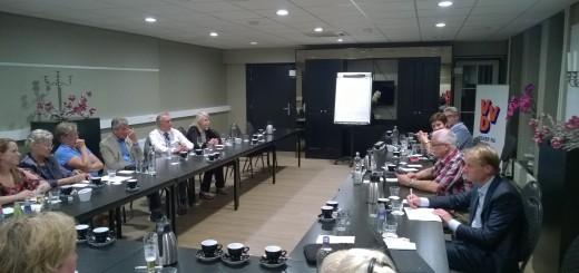 Op 19 november vond er een ledenvergadering van de Krimpenerwaardse VVD plaats, waarin is besloten over de toekomst van de afdeling.