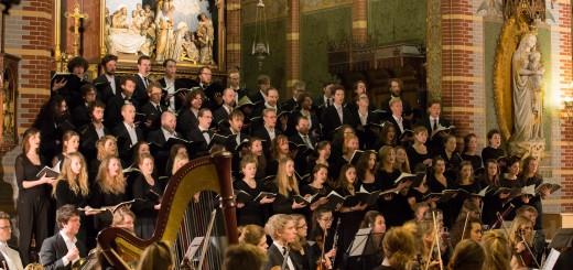 Studentenkoor Amsterdam voert op 20 maart de Matthäus Passion uit in Oudewater.