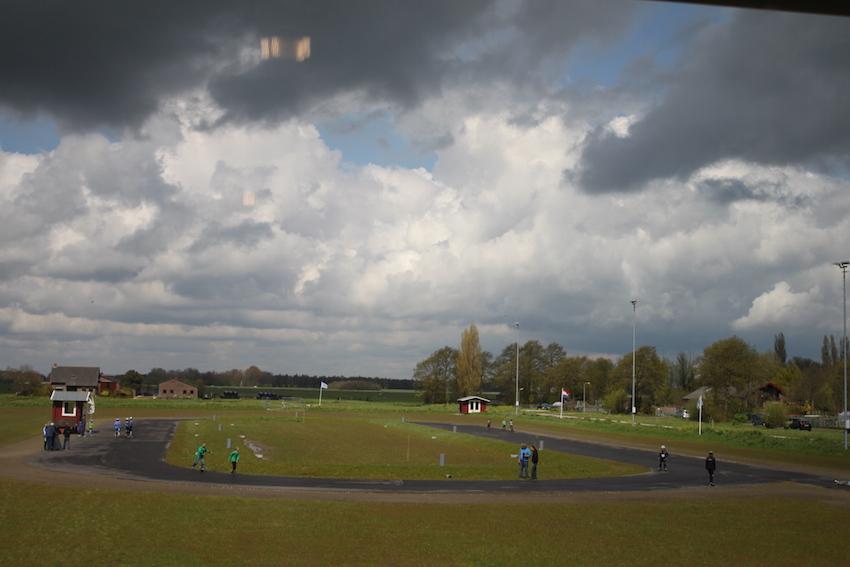 Sportpark Weydehoeck in Lekkerkerk.