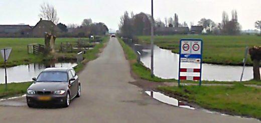 De Wetering Oost bij Lekkerkerk.