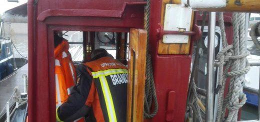 (Foto's: Facebook brandweer Schoonhoven)