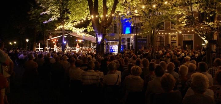 De twintigste editie van het populaire Oude Haven Concert is één van de hoogtepunten van het tiende Nazomerfestival Schoonhoven.