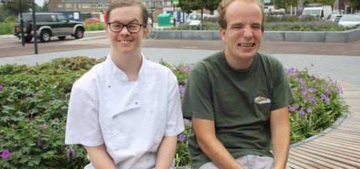 Annemieke en Jeroen.
