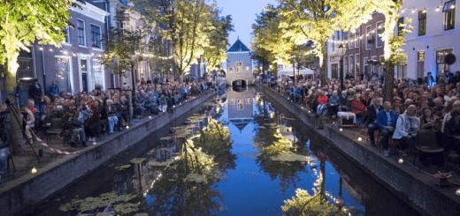 Het twintigste Oude Haven Concert was één van de hoogtepunten tijdens het succesvol verlopen tiende Nazomerfestival Schoonhoven.