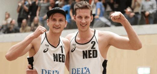 Christian Varenhorst en Jasper Bouter.