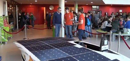 zonnewagen