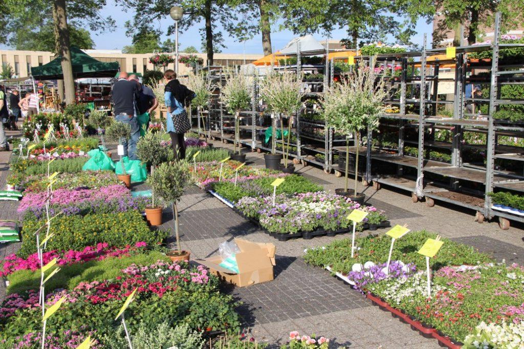 Bloemetjesmarkt Krimpen 21-05-2018 014