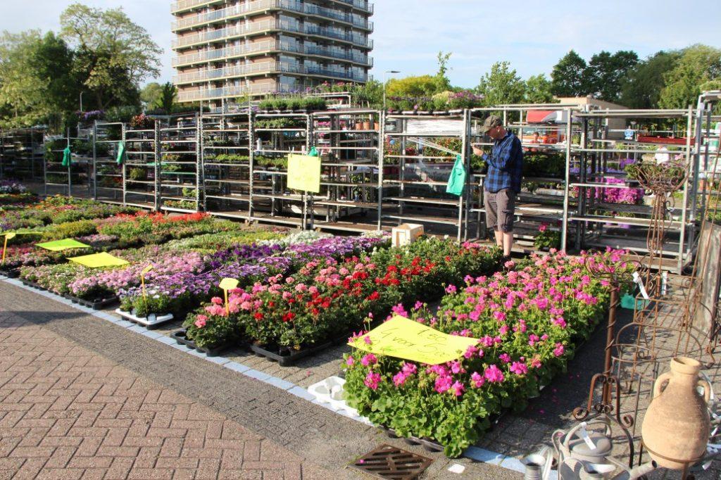 Bloemetjesmarkt Krimpen 21-05-2018 061