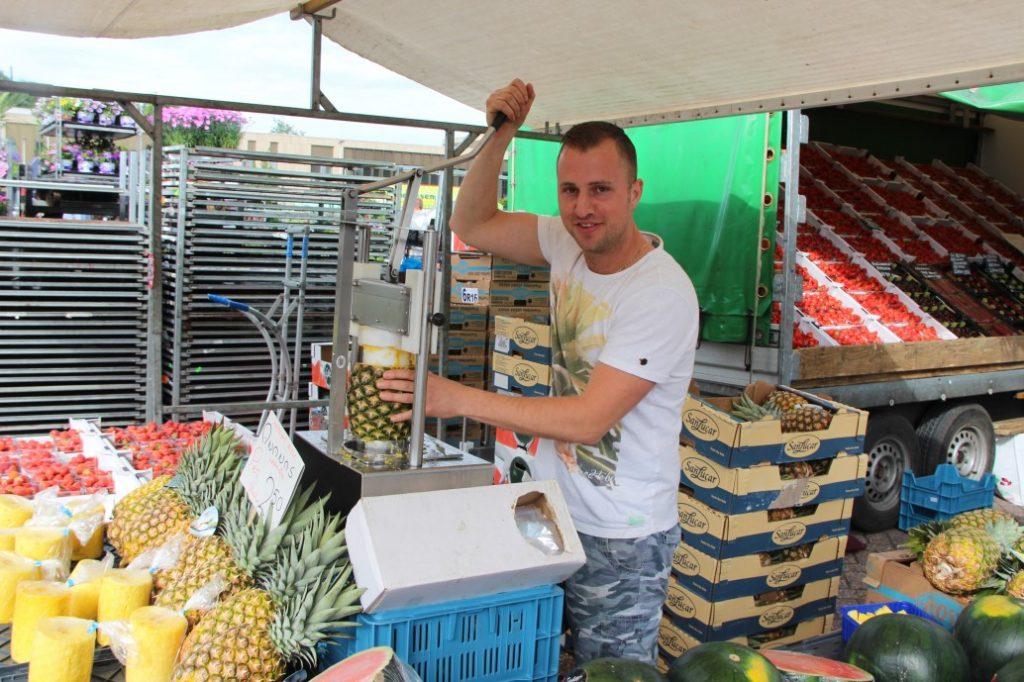 Bloemetjesmarkt Krimpen 21-05-2018 254