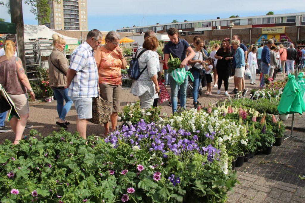 Bloemetjesmarkt Krimpen 21-05-2018 361