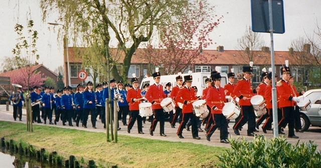 Harmonie in de jaren '90