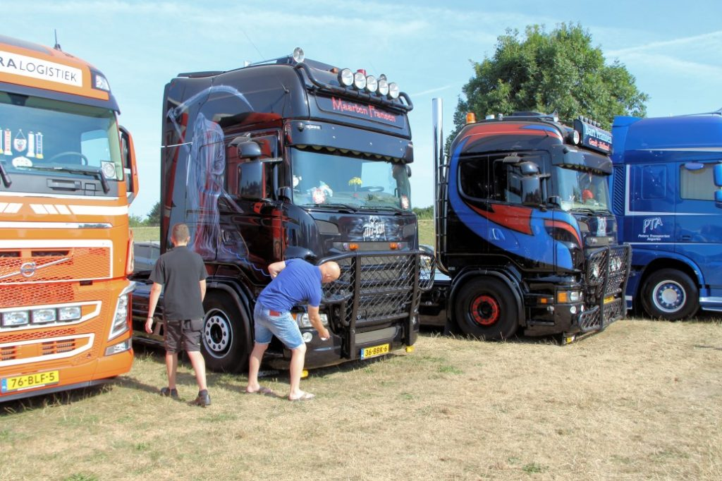 Nog Harder truckerfestival Lopik 04-08-2018 026