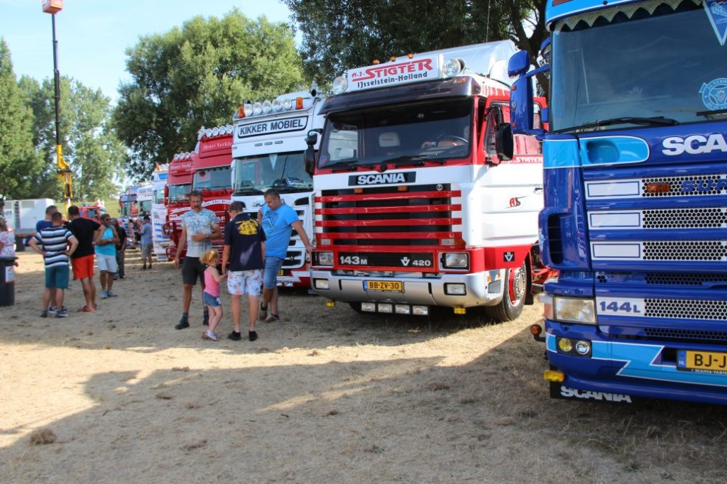 Nog Harder truckerfestival Lopik 04-08-2018 113