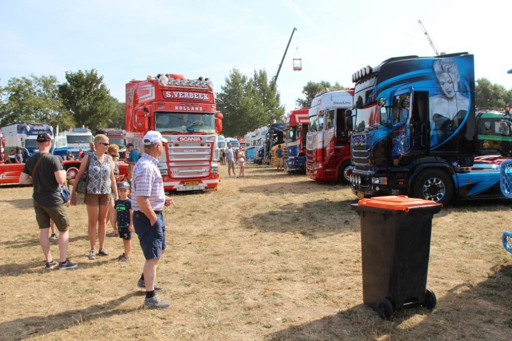 Nog Harder truckerfestival Lopik 04-08-2018 242