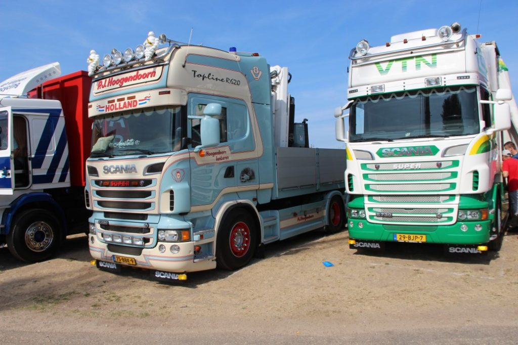 Nog Harder truckerfestival Lopik 04-08-2018 257