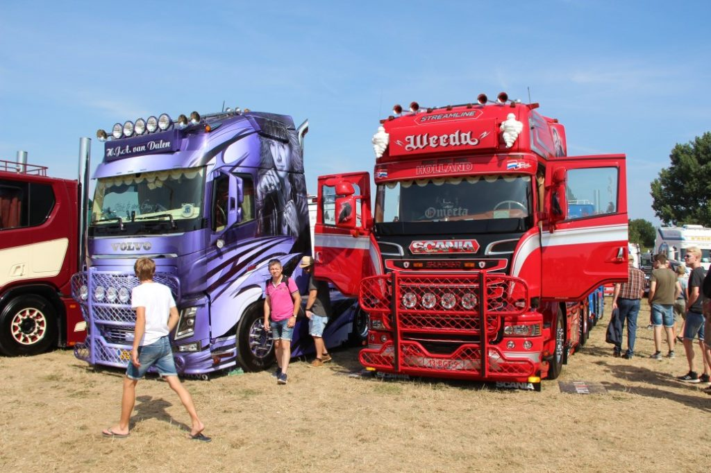 Nog Harder truckerfestival Lopik 04-08-2018 277