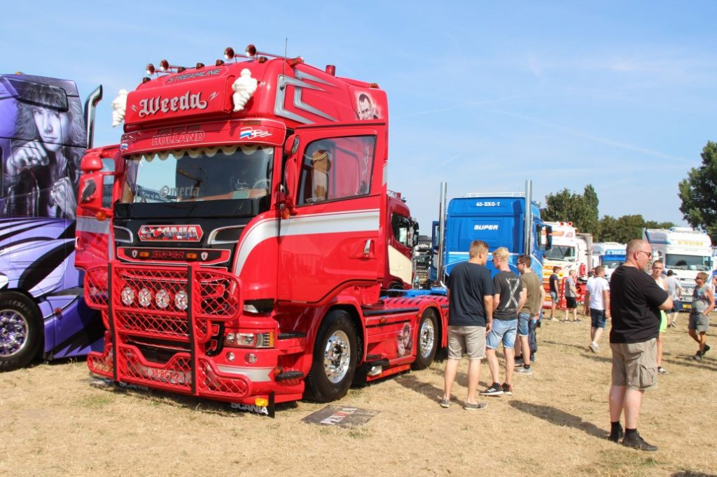Nog Harder truckerfestival Lopik 04-08-2018 279