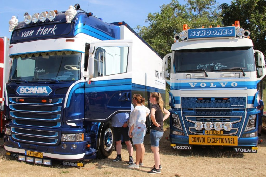 Nog Harder truckerfestival Lopik 04-08-2018 328