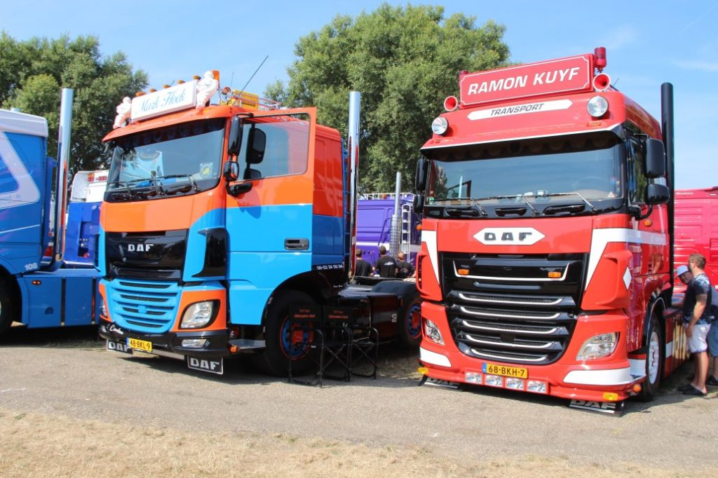 Nog Harder truckerfestival Lopik 04-08-2018 372
