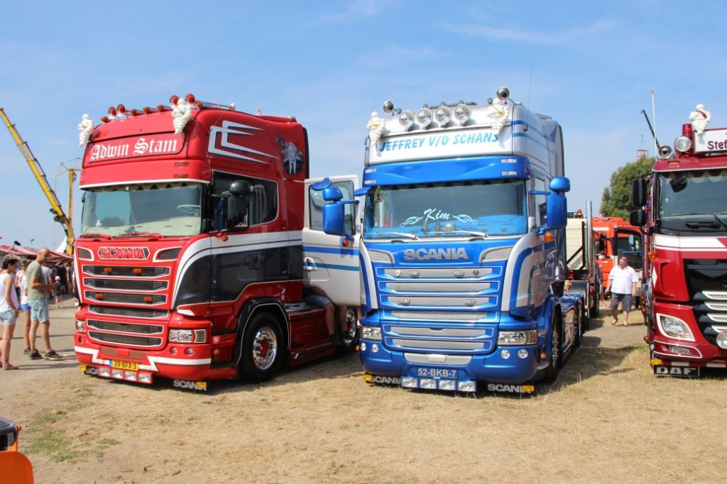 Nog Harder truckerfestival Lopik 04-08-2018 396