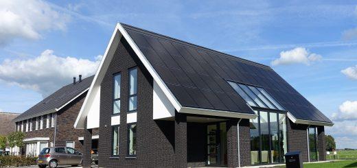 De energieneutrale woning aan de Patrijshof in Schoonhoven