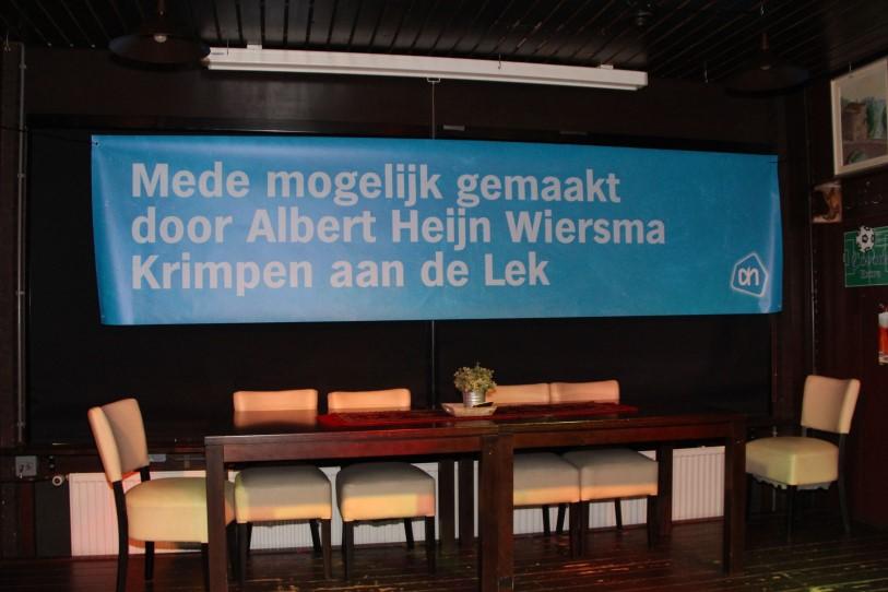 Sponsoring Albert Heijn 30-10-2018 020