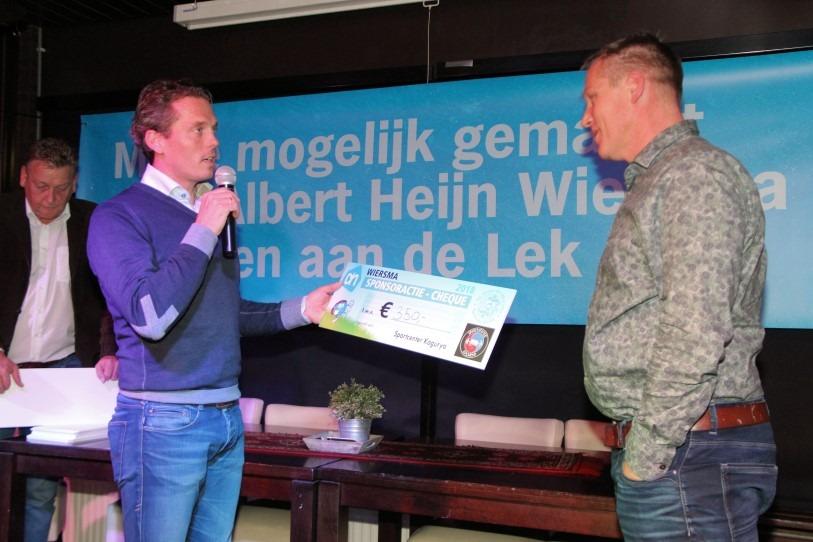 Sponsoring Albert Heijn 30-10-2018 061