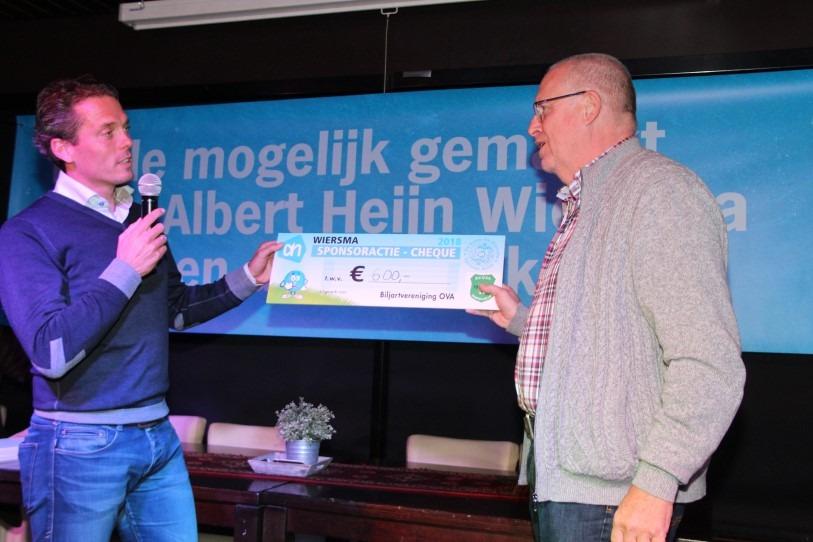 Sponsoring Albert Heijn 30-10-2018 070