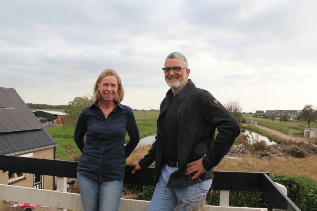 Groepcoaches Mirella Sterrenburg en Bart Budding starten in november een groep in de Krimpenerwaard.