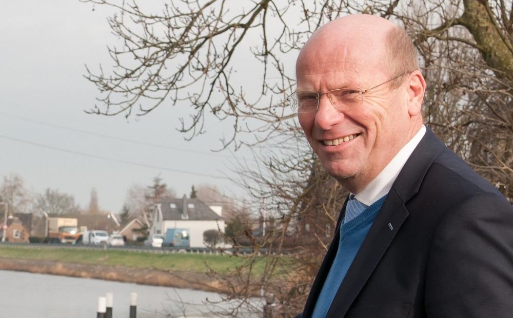 Loco-dijkgraaf Toon van der Klugt.
