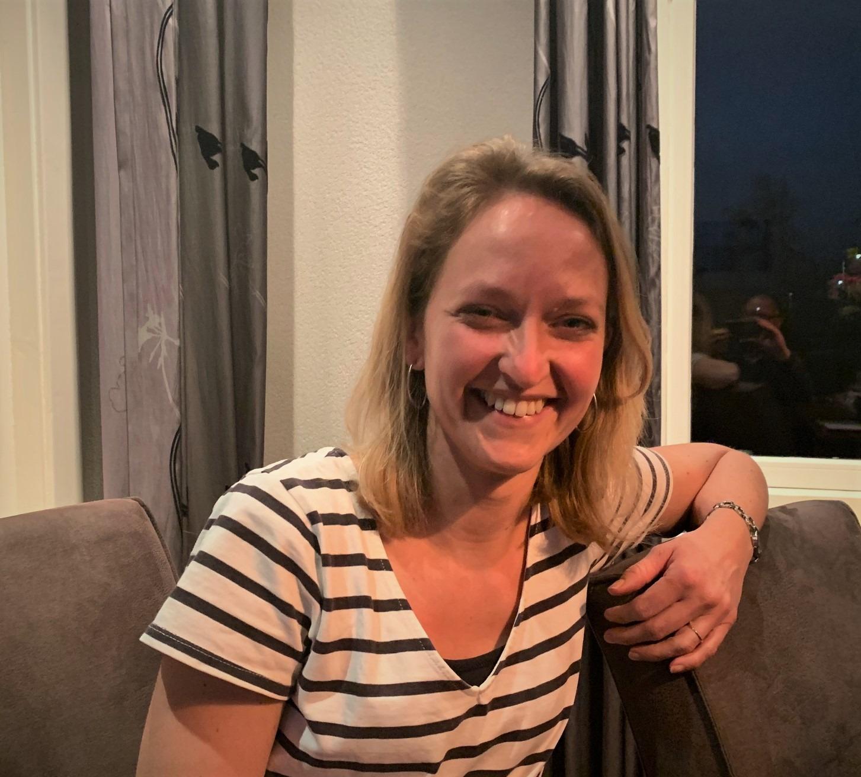 Liesbeth Broere uit Lekkerkerk