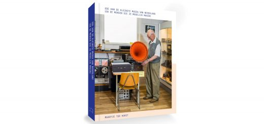Cover 'Ode aan de kleinste musea'
