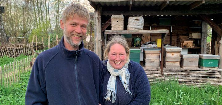 Gerbrand Verkeij en Marielle Herreveld