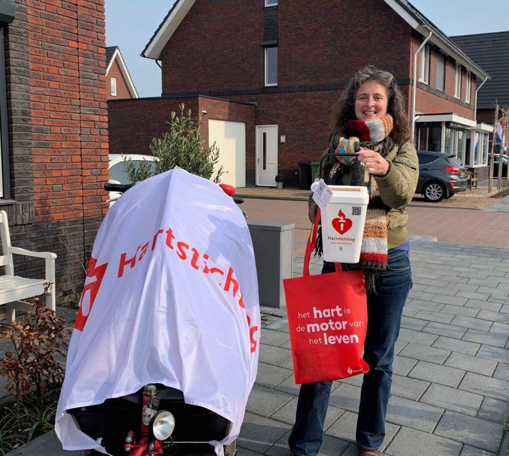 Coördinator Claudia van Gessel