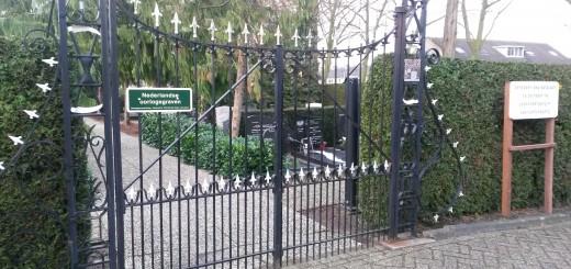 De begraafplaats van Stolwijk. (Foto: Martijn Kuiler)