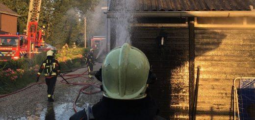 (Foto: brandweer Stolwijk)