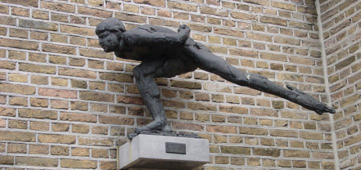 Dick-Aerts-SCHAATSER-in-Haastrecht-1985